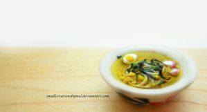 Ramen 2 by SmallCreationsByMel