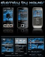Eternity Symbian theme by Xavier-Themes