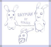 Rayman by RokSeS