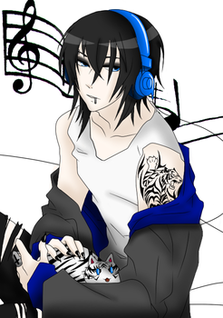 I love music2 by SweetyWater