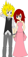 Commission: Ventus X Kairi by Pure-Resonance