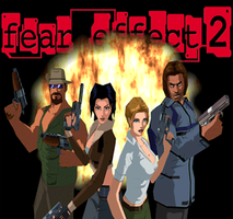 fear effect 2 ending pic by DOA687