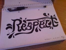 Respect by demorfoza