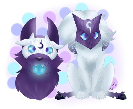 Kindred by mairicha
