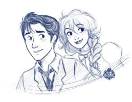 Cati and Andreas by Miss-Melis