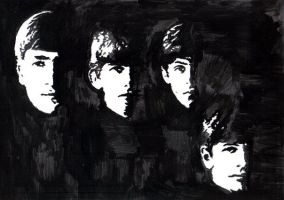 the beatles by neilpalf