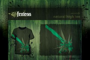 Fexless 050 Natural High Tee by davelancel