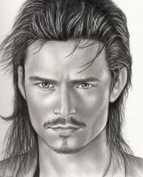 Will Turner by elvenart24