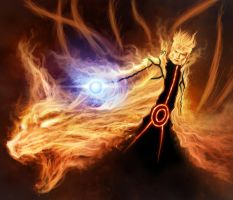 NARUTO - WILL OF FIRE by Elder-Of-The-Earth