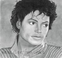 Michael Jackson by artmapassion