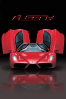 wallpaper ferrari enzo iphone by albenyd