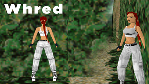 TR2 MOD: 'WHRED' by RumpleTR