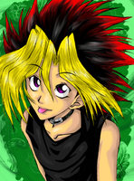 Yugi-Bleh by Warrior-Spirit7