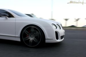 Bentley Continental SuperSports by ramyk