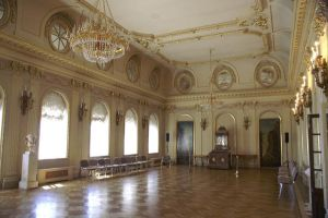 baroque dance hall by bruksniukas