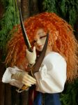 Elvish hunting knives 1 by PuppitProductions