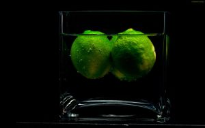 Floating Limes by StarwaltDesign
