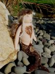 Remus Lupin merman doll by magic-needle