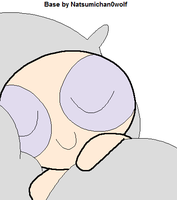 sleeping ppg base by Natsumi-chan0wolf