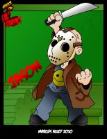School of LIL' Maniacs: Jason by Artist-MarcusAlley