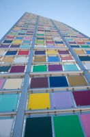 Tower of Color 3 by Druhzin