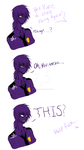 Vincent does the thing by DrezzyAnHUE