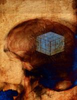 Rubik in my head by Postreman