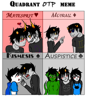 Quadrant OTP Meme by Honey--Bee