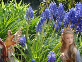 Spring Faery, Titania by Titefee62