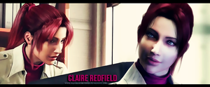 Claire Redfield Degeneration by JillValentinexBSAA