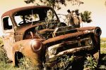 Old truck by u-r-a-tool