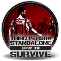 Third Person Standalone How to Survive - Icon by Blagoicons