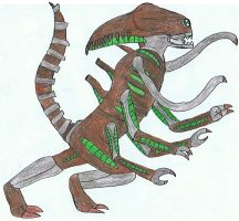 Ben10 Combination-Bug hound by siborg626