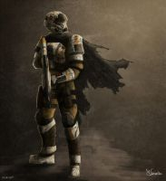 Hazard Trooper by EtyrnalOne