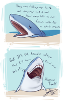 Shark Teefs by SHARK-E