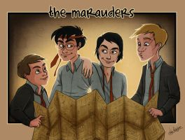 HP: Marauders by Loleia