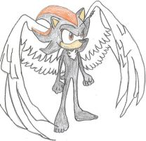 Shadow Angel Form by shadrougeforever