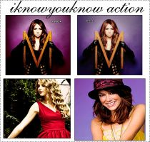 Iknowyouknow action by FlawlessWorld