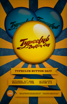TypeClub ButtonDay by aanoi