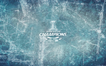 Kings Stanley Cup Champions Ice Wallpaper by DevinFlack