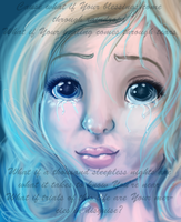 Healing Can Come Through Tears by collie-rado
