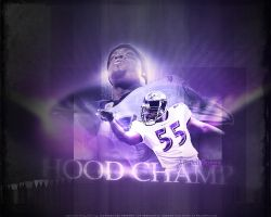 Hood Champ - Terrell Suggs by jhill55