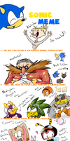 Sonic Meme - Complete by OyOy