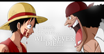 One Piece - A man's dream... by SergiART