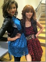 Dressed up by Bella--and--Zendaya