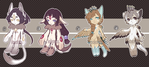 48hrs DioJeana Collab Adopts [CLOSED] by JeanaWei