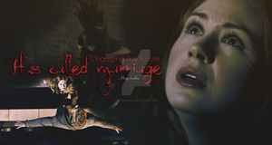 It's Called Marriage II by MaryPSalles