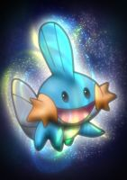 digital : pokemon Mudkip 02 2014 by darshan2good