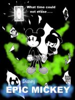 Epic Mickey Graphic Novel pg 9 by DelDiz