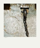 iPhoneography,  Chains and Circles by Gerald-Bostock